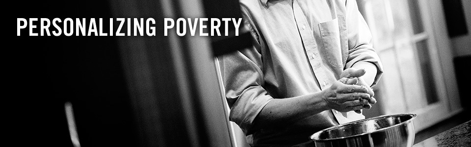 personalizing poverty