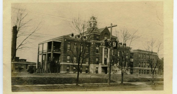 St. Leo's, Greensboro's First Catholic Hospital