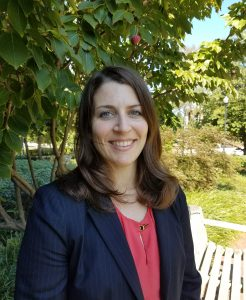 Brooke Kreitinger, Visiting Assistant Professor of German, Director of Undergraduate Studies in German
