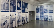 A portion of the States of Incarceration exhibition, which opened in April in New York City.
